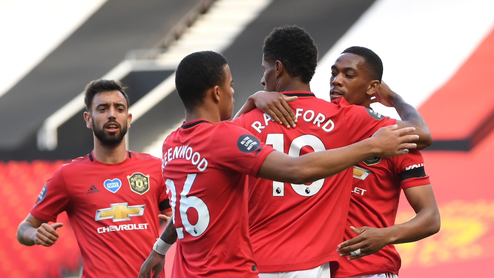 They make me enjoy football – Pogba thrilled by Fernandes and Man Utd forwards