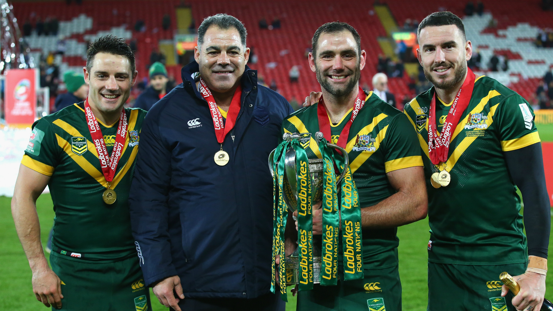 Coronavirus: Rugby League Ashes series cancelled