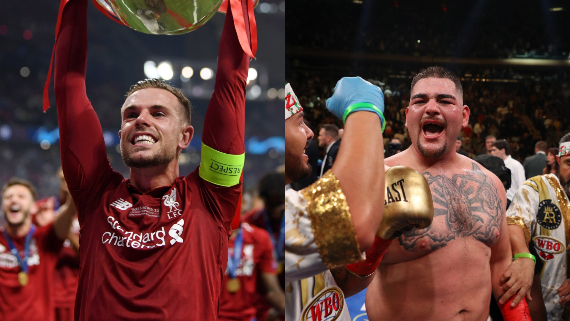 Liverpool and Ruiz prevail, Stokes battles Djokovic - the 21st century's greatest sporting days