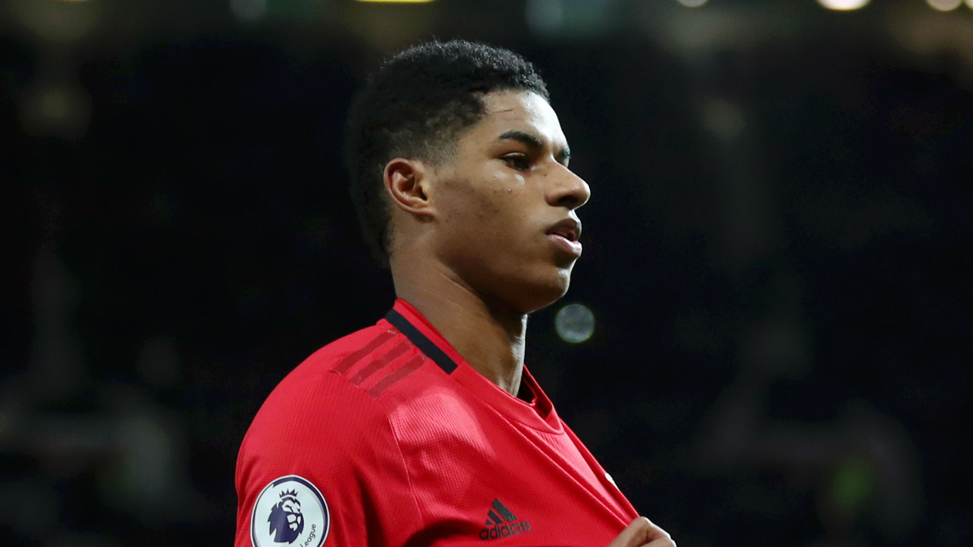 Rashford joins Sancho in speaking out after George Floyd's death
