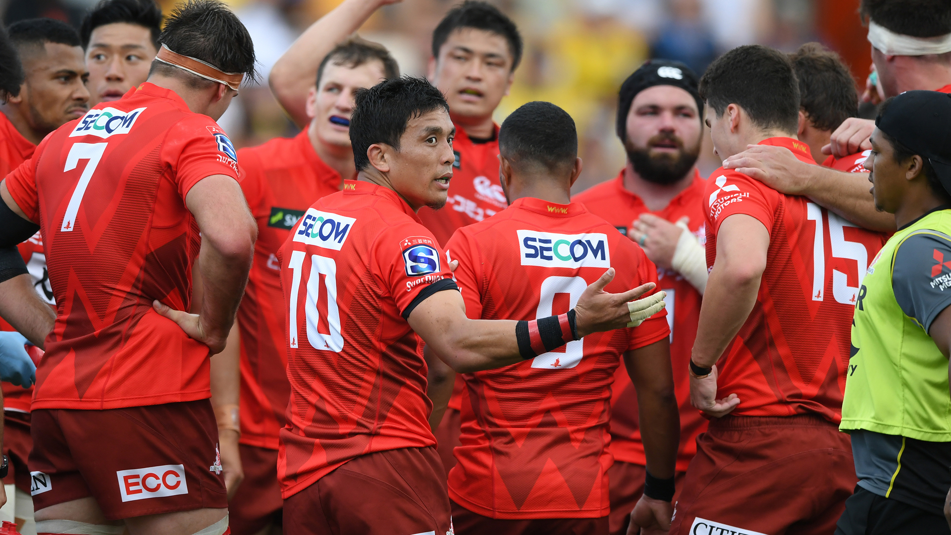 Coronavirus: Sunwolves won't play in Australia-based Super Rugby competition
