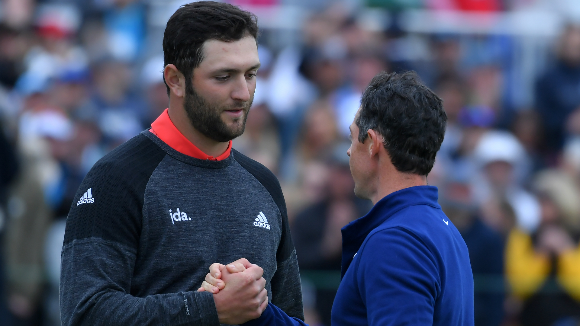 Rahm relishing McIlroy and Koepka group: Hard to say who is the best now!
