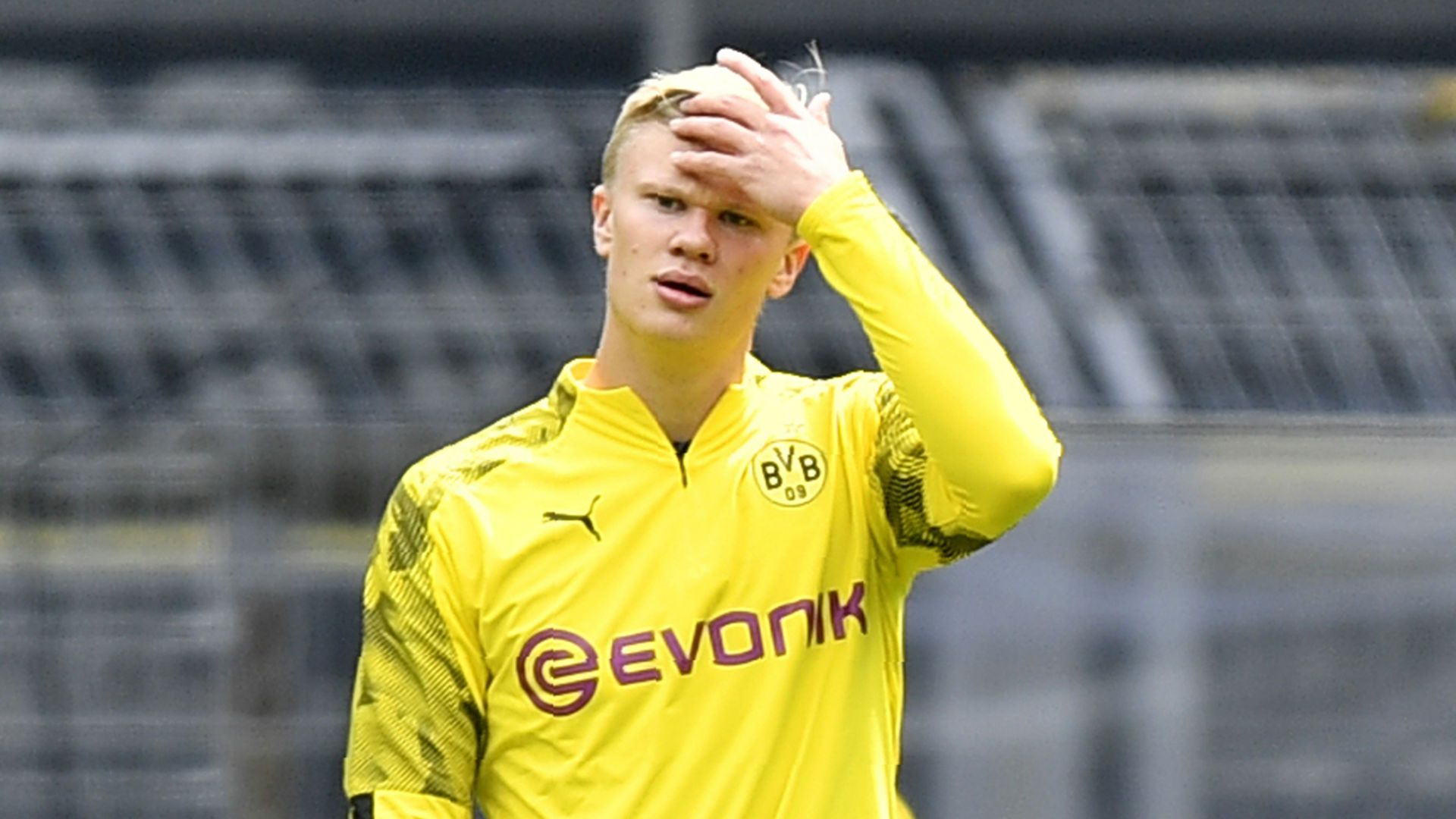 Haaland set to return, Reus back in BVB training