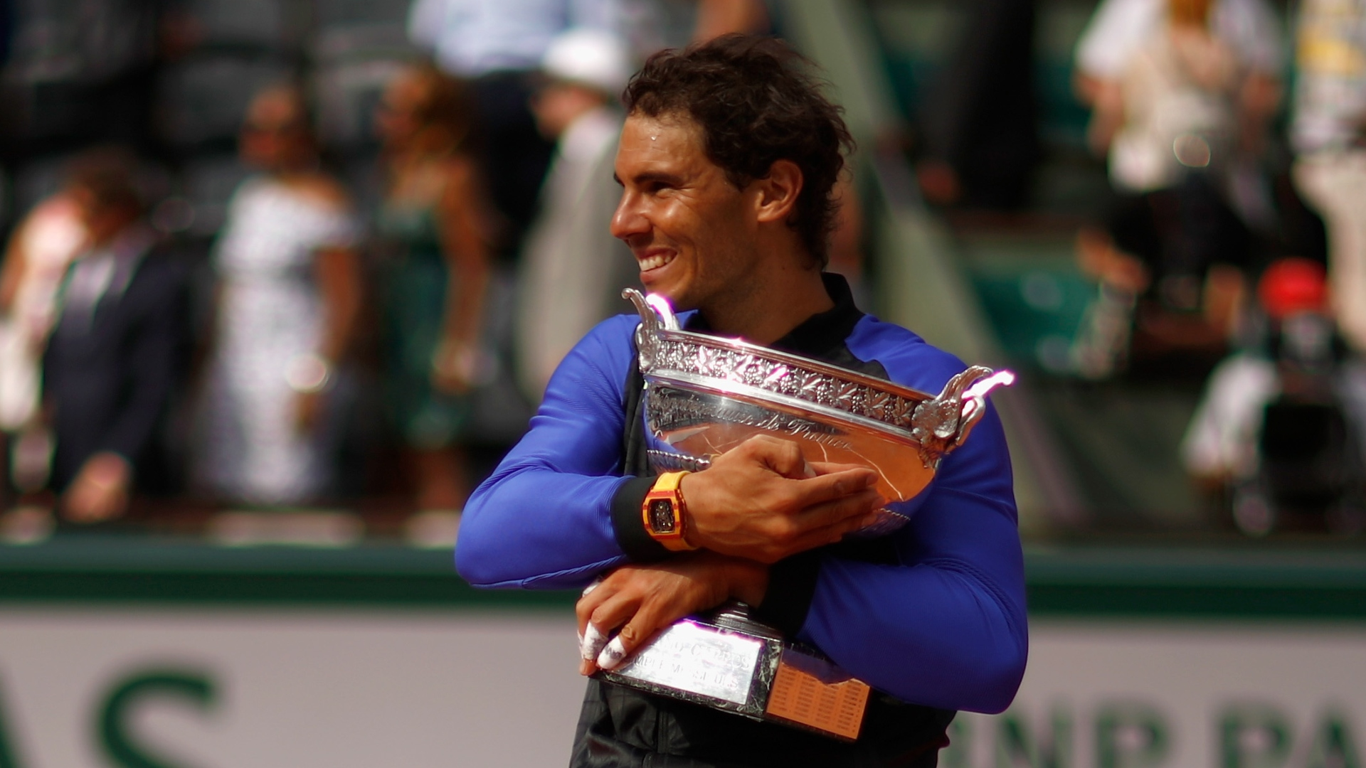 On this day in sport: Nadal's 10th French Open and Tyson's final fight... probably