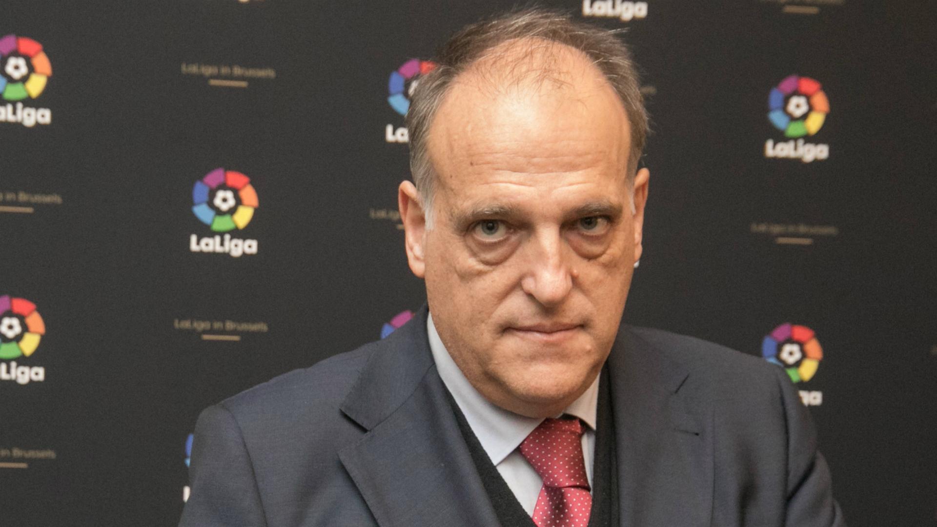 Coronavirus: LaLiga chief Tebas threatens obligatory training camps if players flout medical protocols