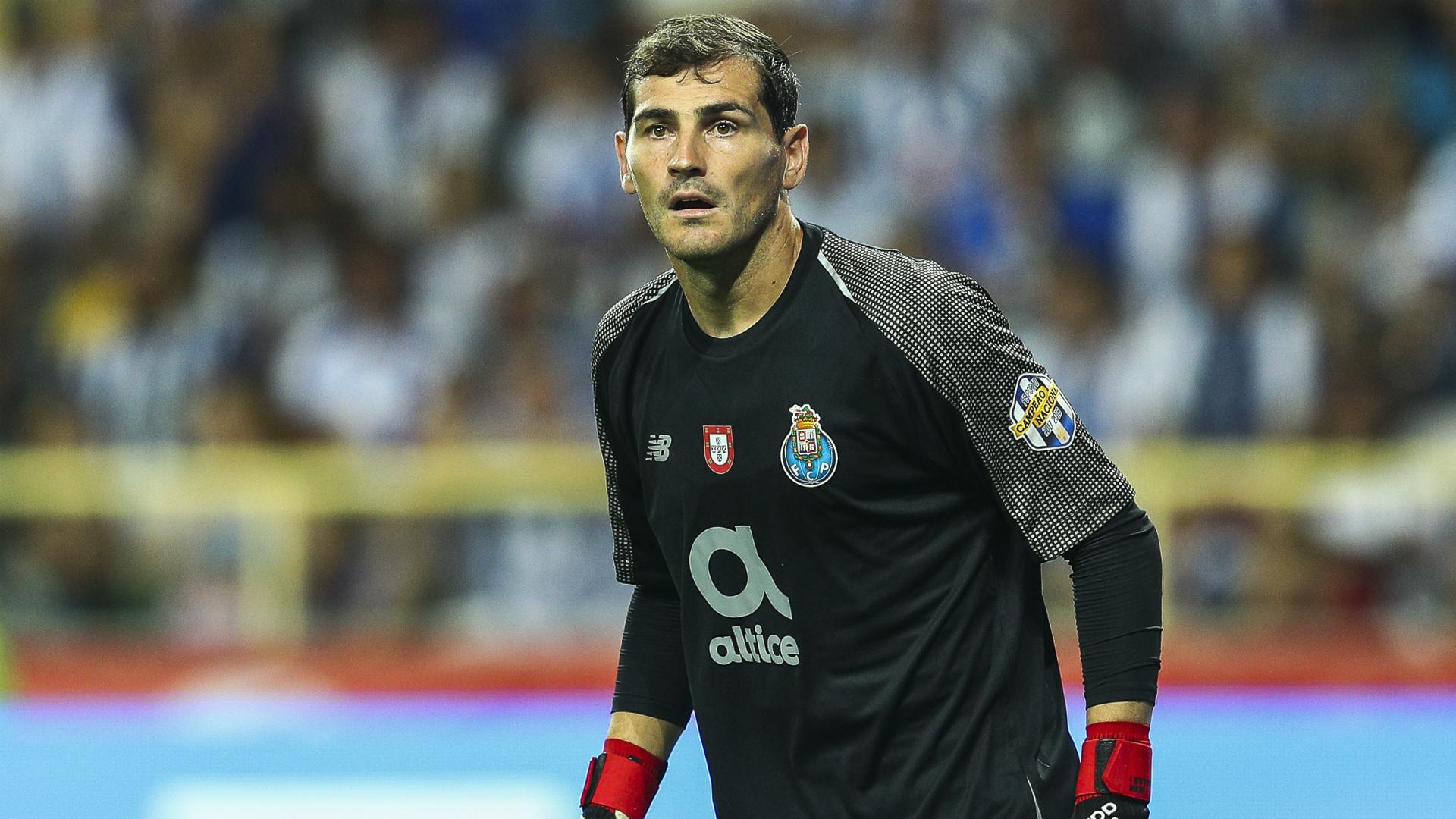Spain great Casillas pulls out of RFEF presidency bid