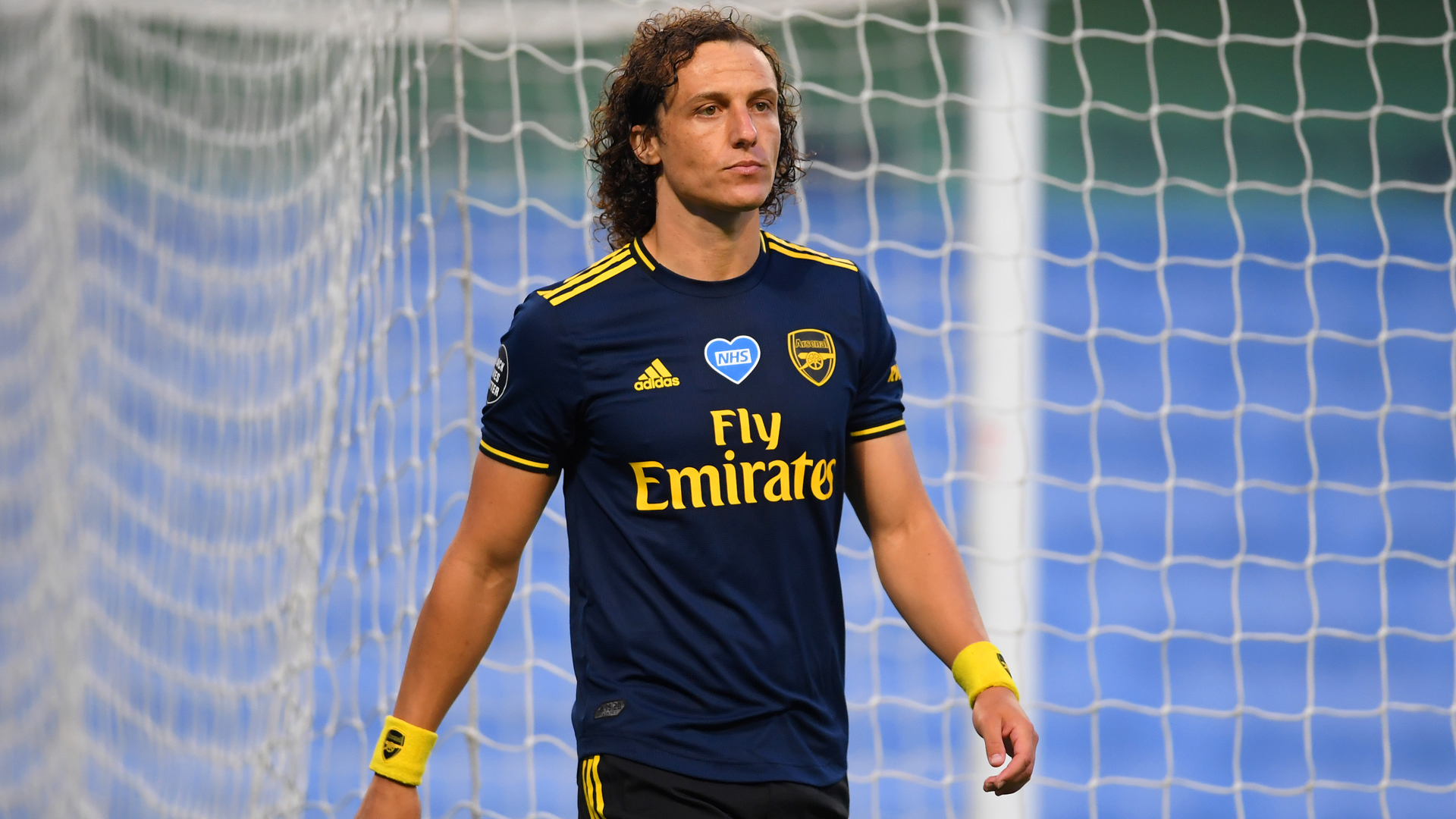 David Luiz accepts responsibility for Arsenal's loss to Man City