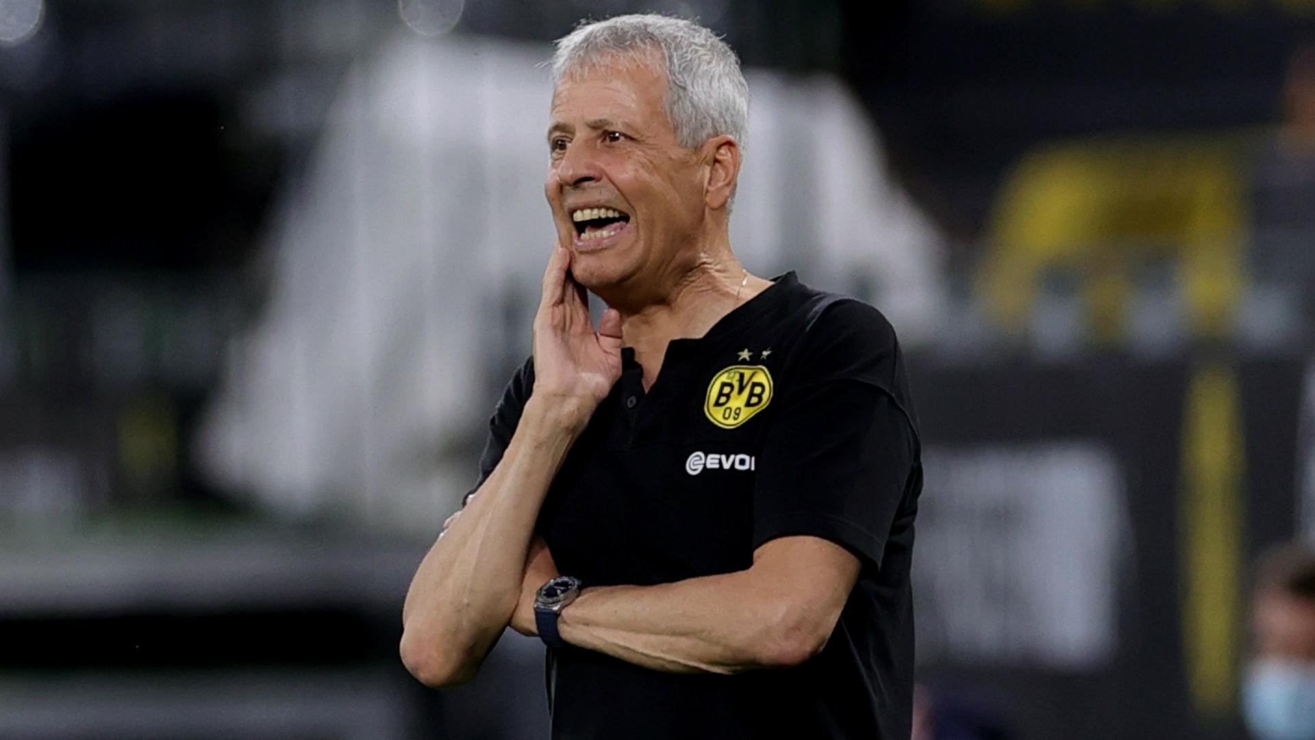 Favre: Dortmund underestimated Mainz in shock Bundesliga defeat