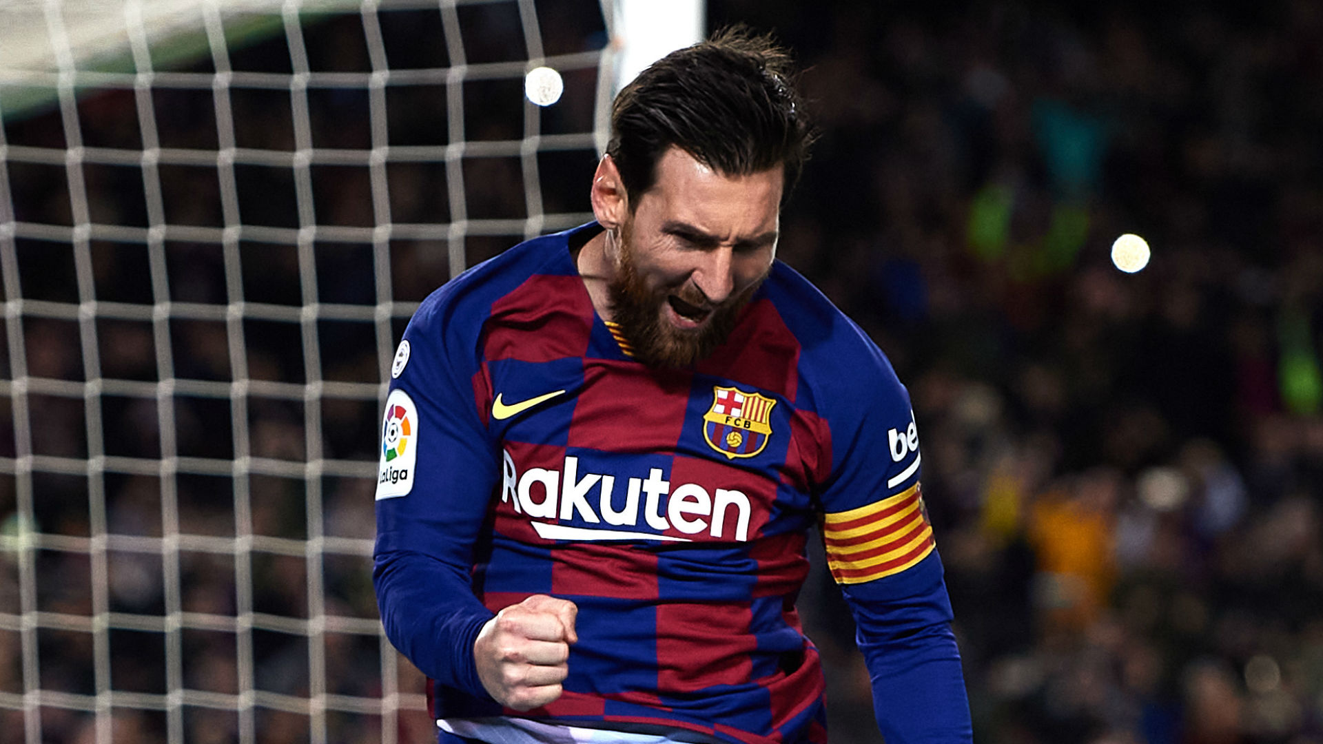 Coronavirus: Messi's enthusiasm contagious for Barcelona squad – Alba