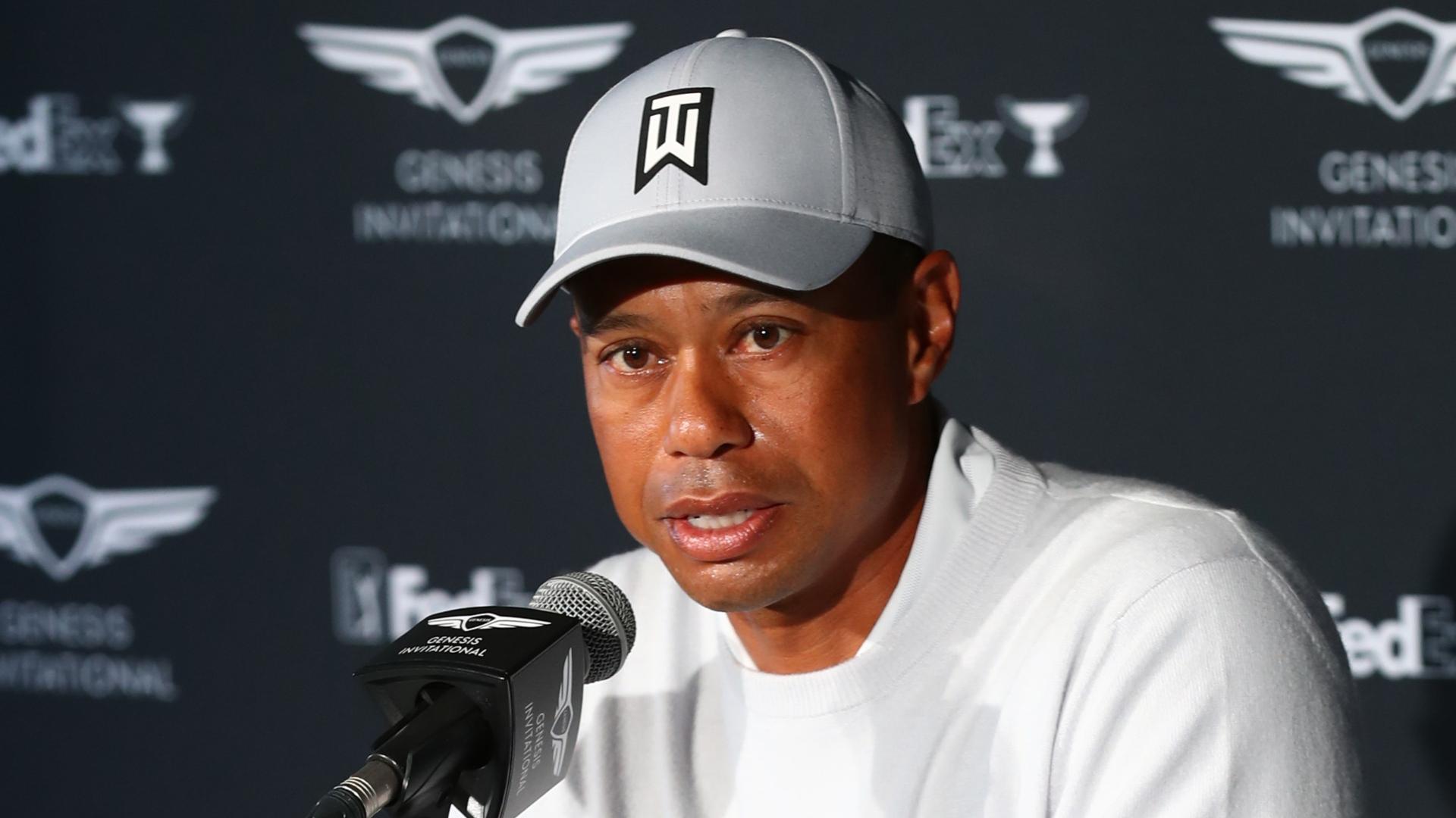 Tiger Woods speaks out on 'shocking tragedy' after George Floyd death