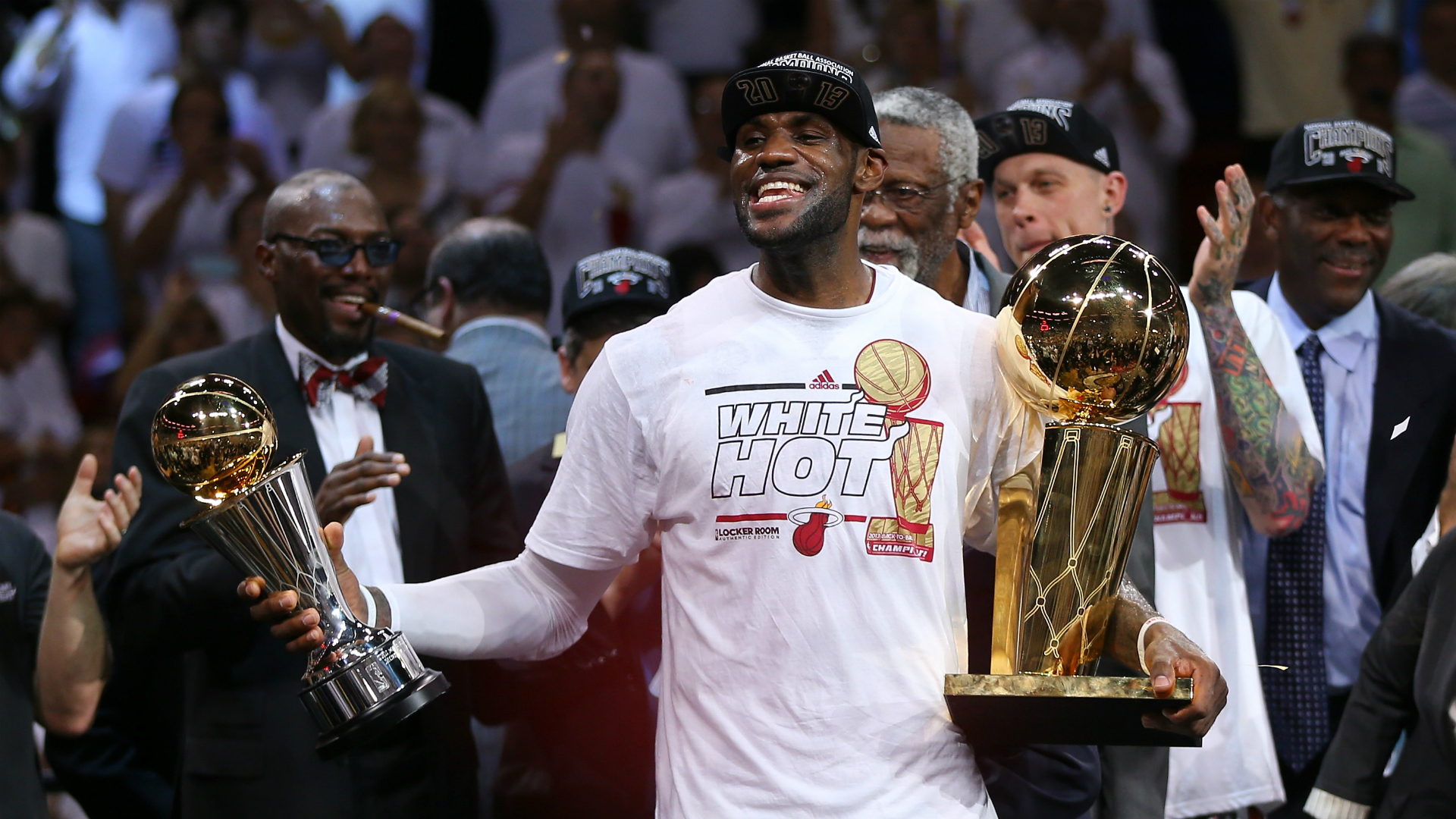 On this day in sport: LeBron rises with the Heat, the Panenka penalty is born