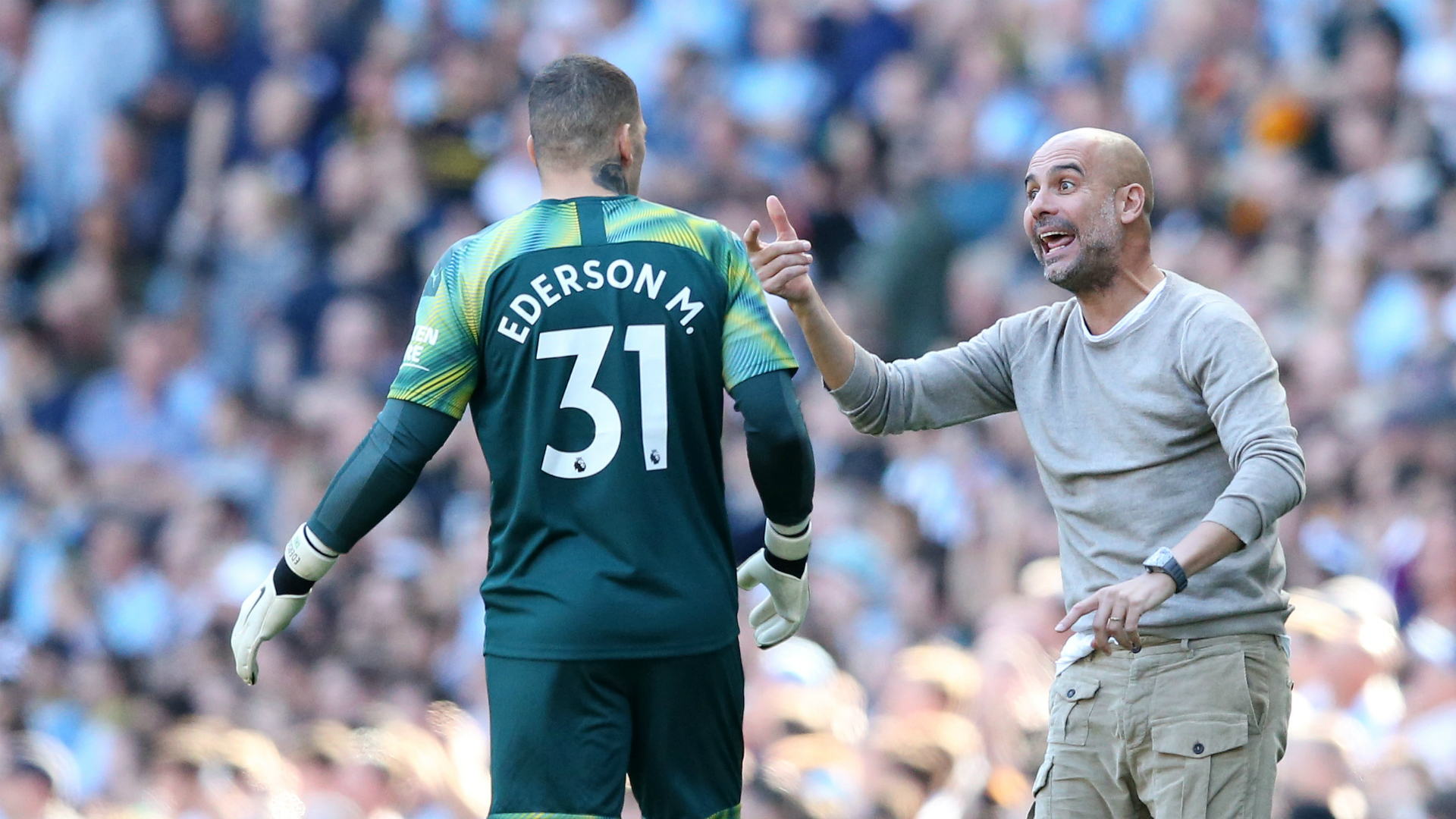 'Guardiola sees football in another way' – Ederson credits Man City boss with improving his game