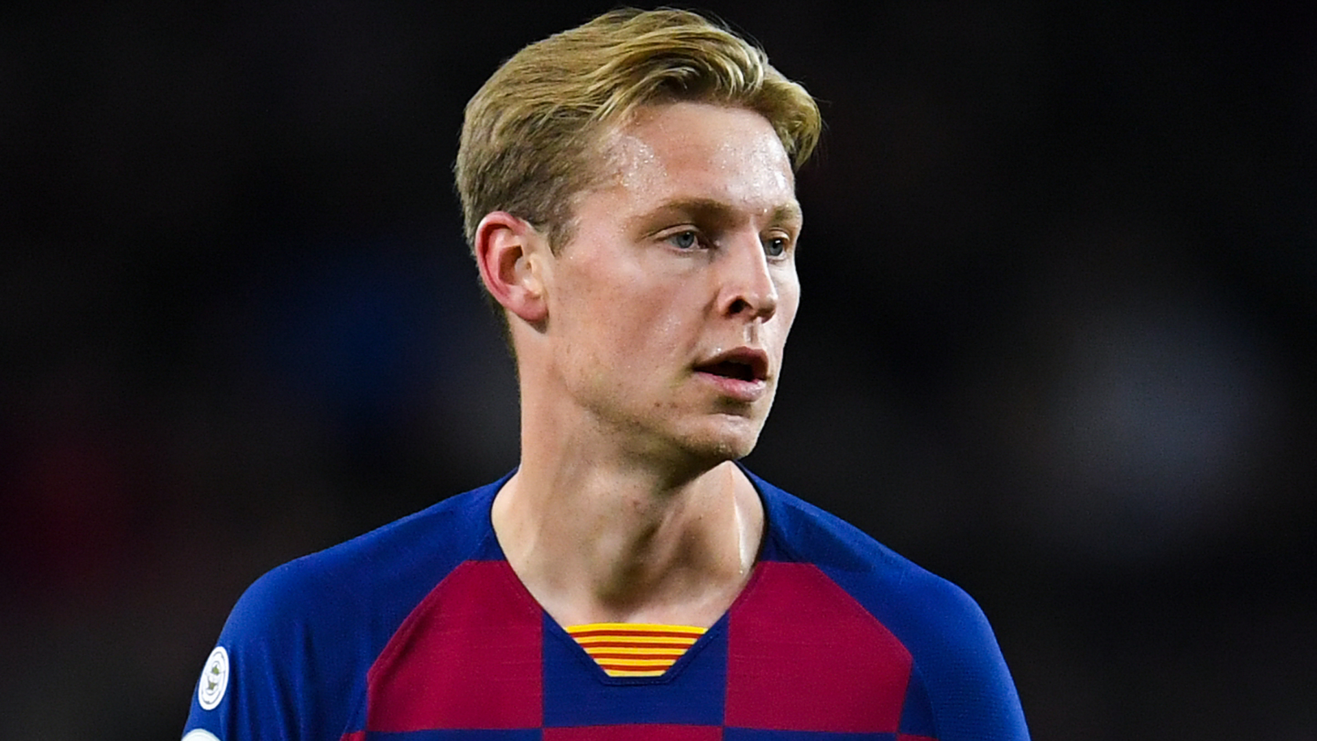 De Jong not expected to miss rest of Barcelona season, says Setien