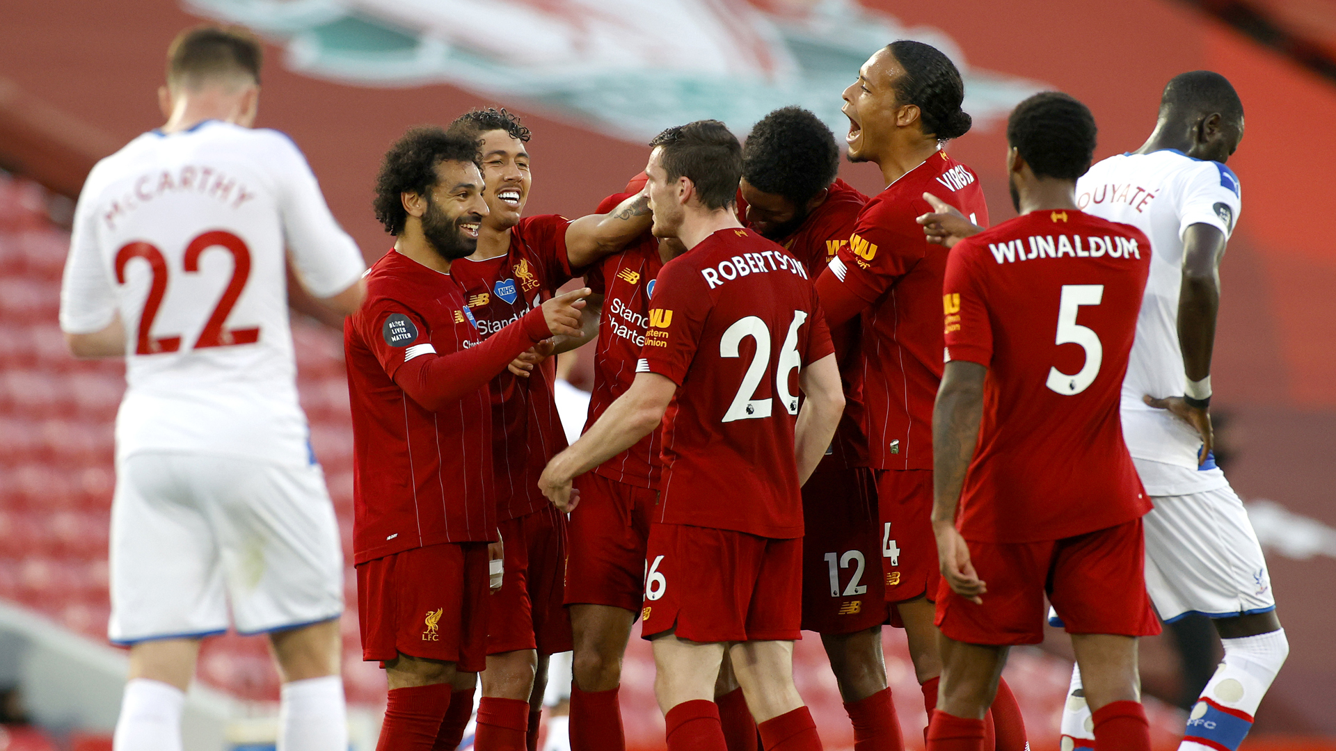 It's just a matter of how many points they win it by – Hodgson congratulates Liverpool