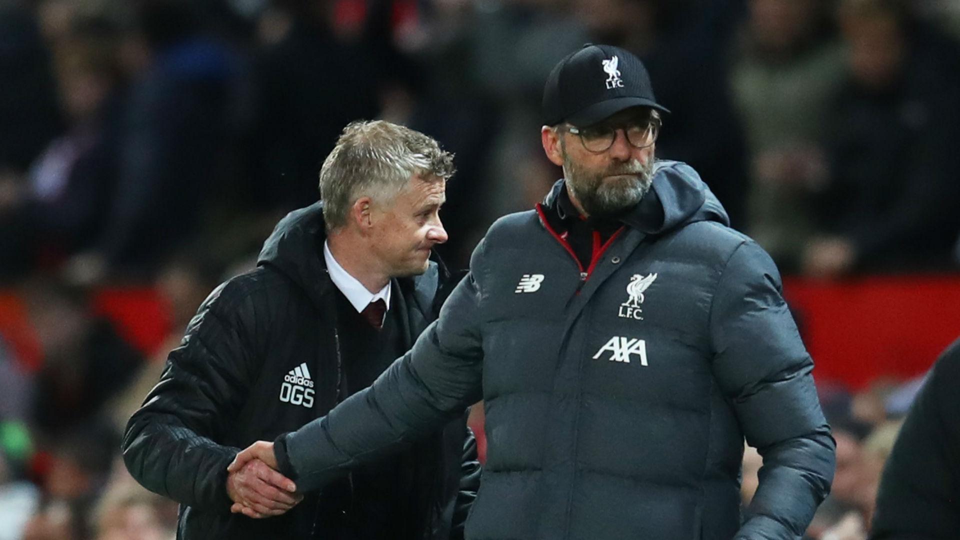 Liverpool and Klopp unlikely to dominate like Ferguson's Man Utd, says Solskjaer