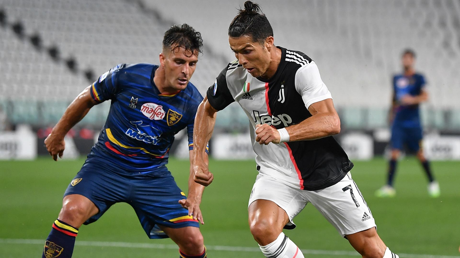 Ronaldo will improve the more he plays, says Sarri