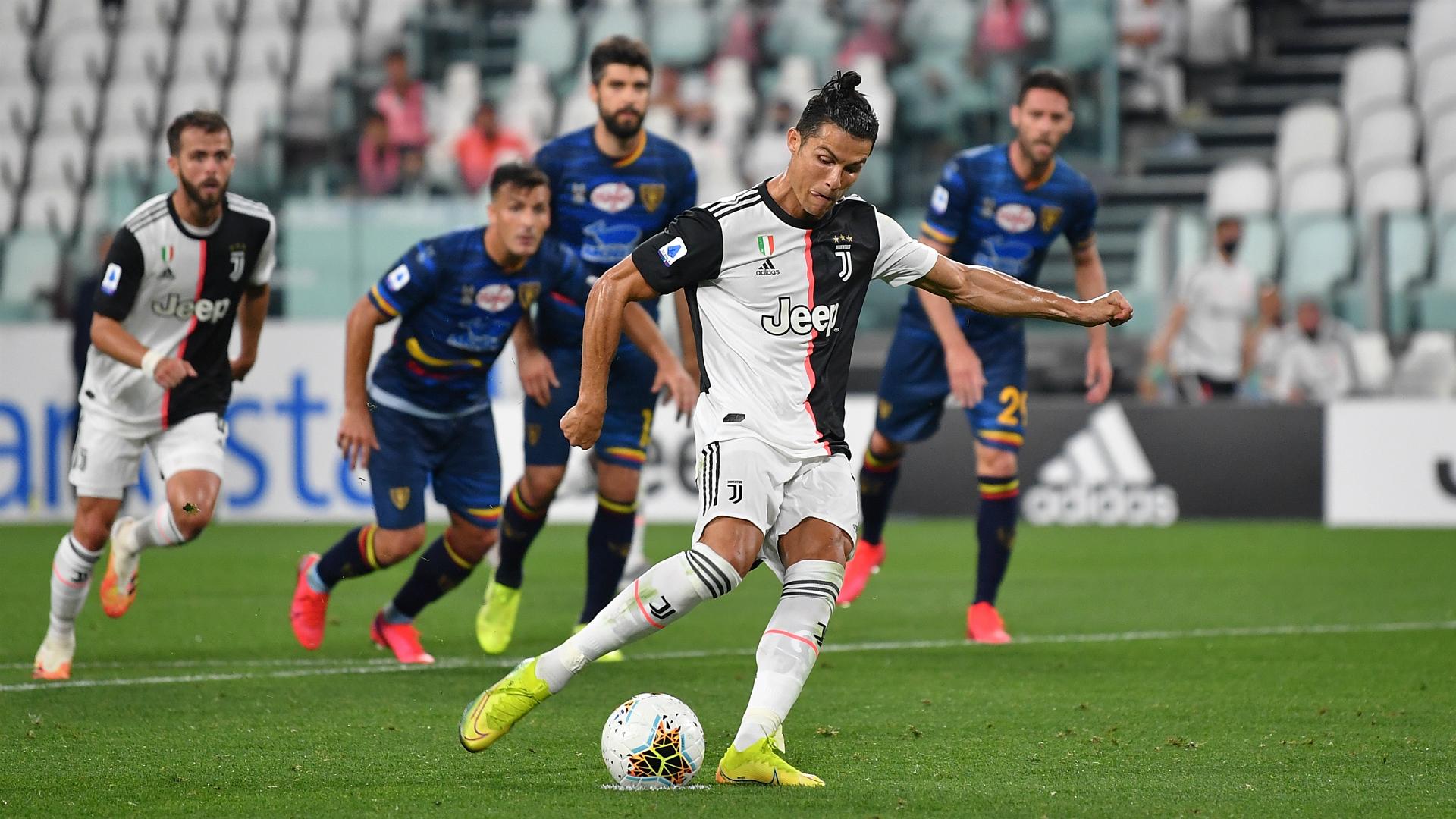 Juventus 4-0 Lecce: Dybala, Ronaldo and Higuain help open up seven-point gap