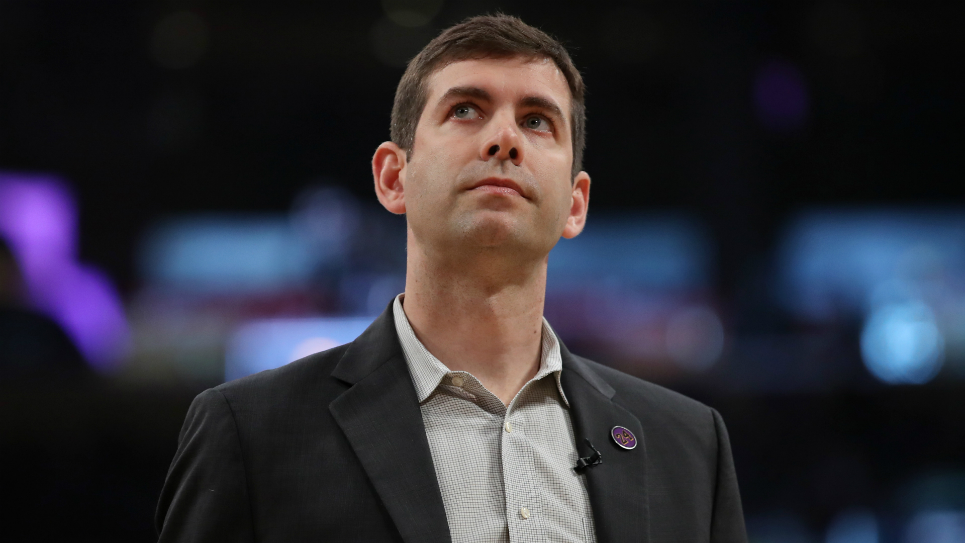 Celtics coach Stevens writes letter of support to players amid protests