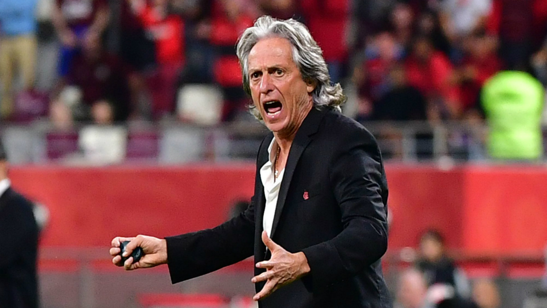 Jorge Jesus extends Flamengo contract