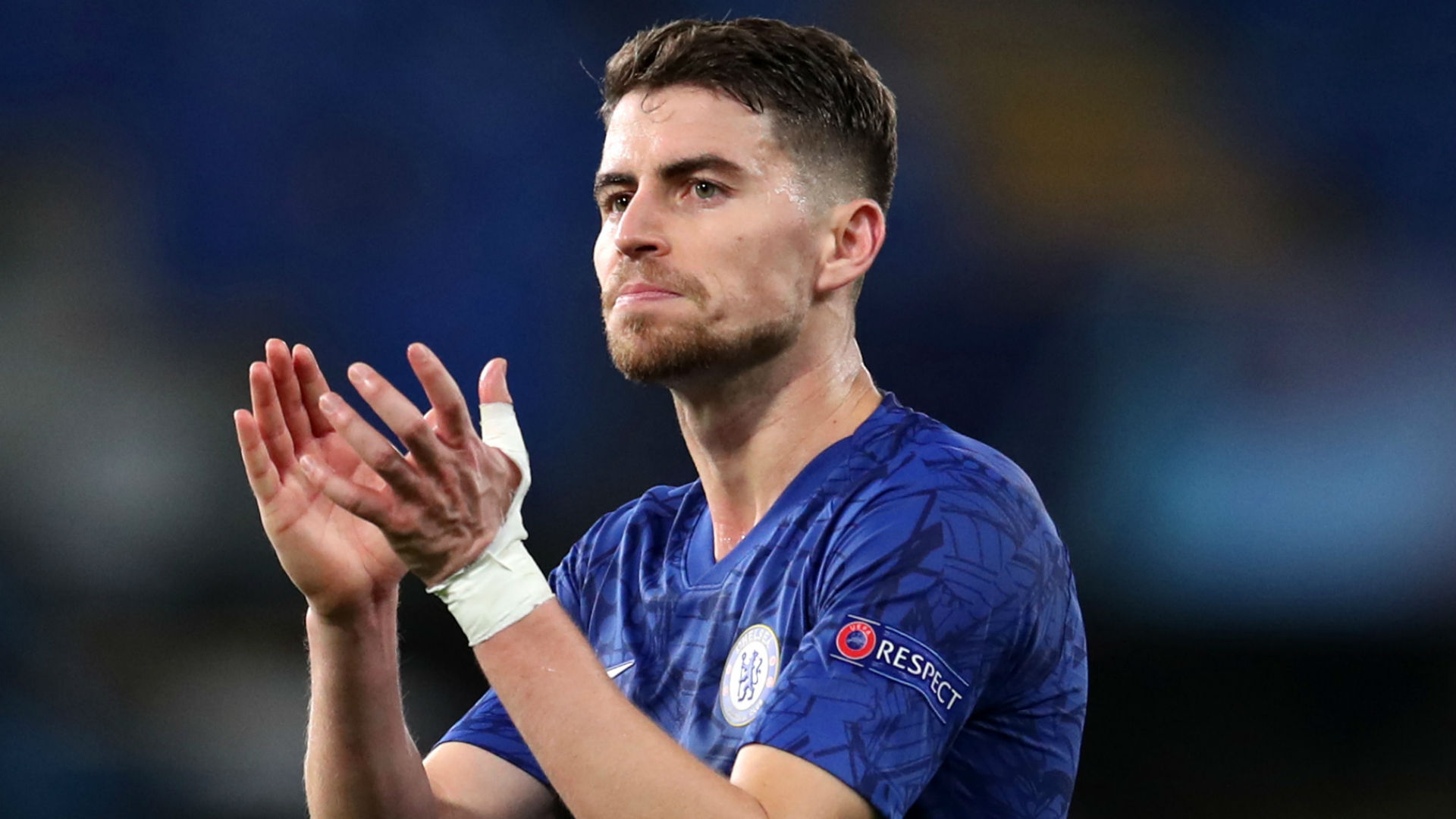 Juve must talk to Chelsea if they want Jorginho – agent