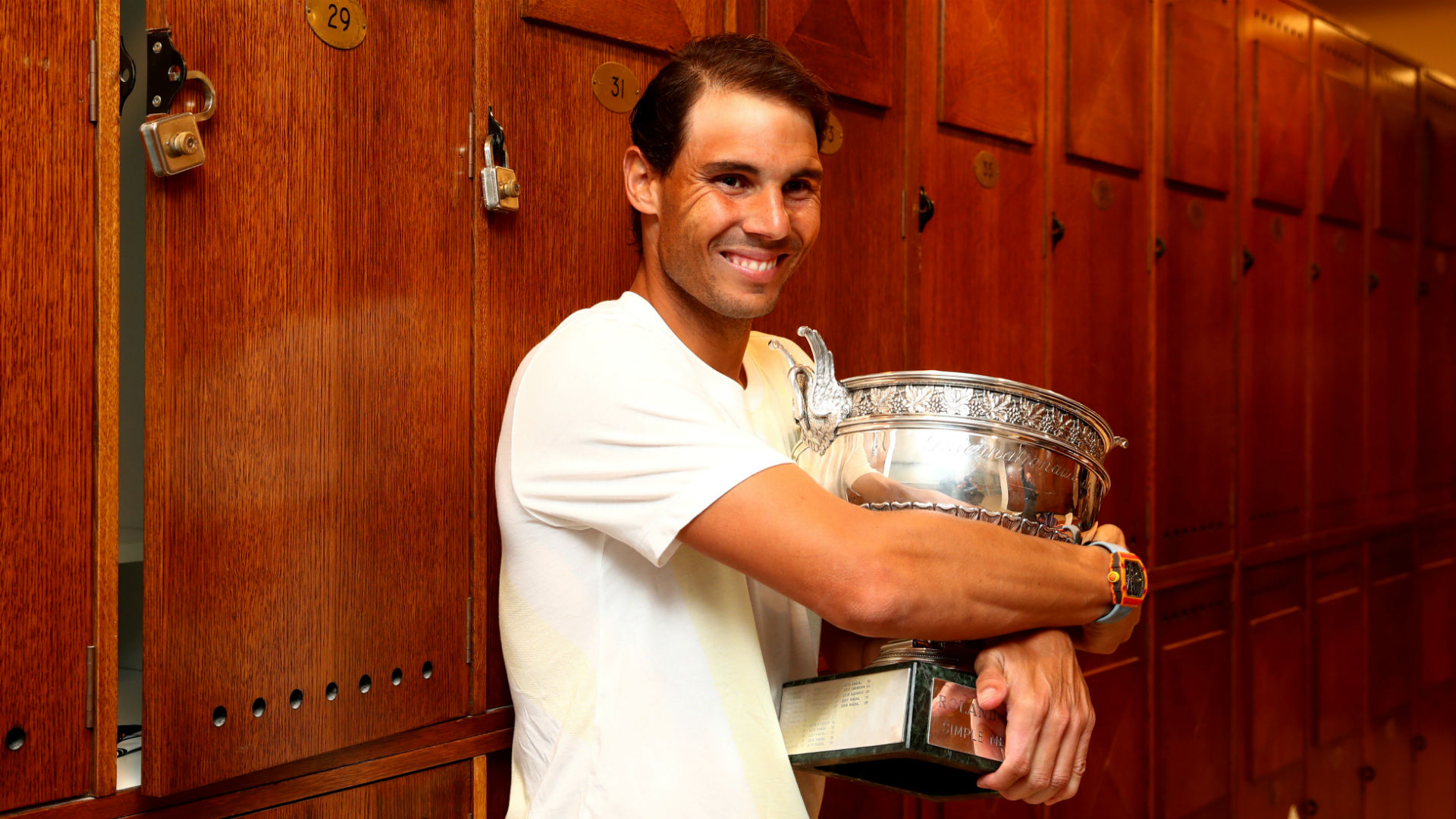 Nadal turns 34: Paris postponement gives Nadal rare chance to party