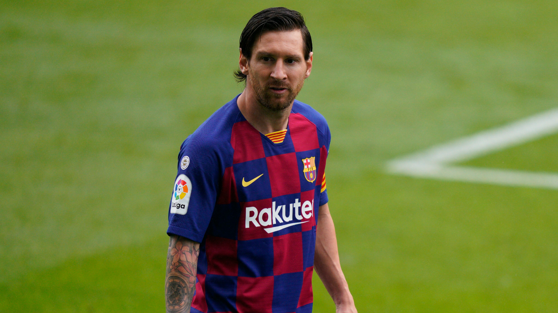 Simeone emphasises importance of managing emotions as he dodges Messi-Setien rift talk