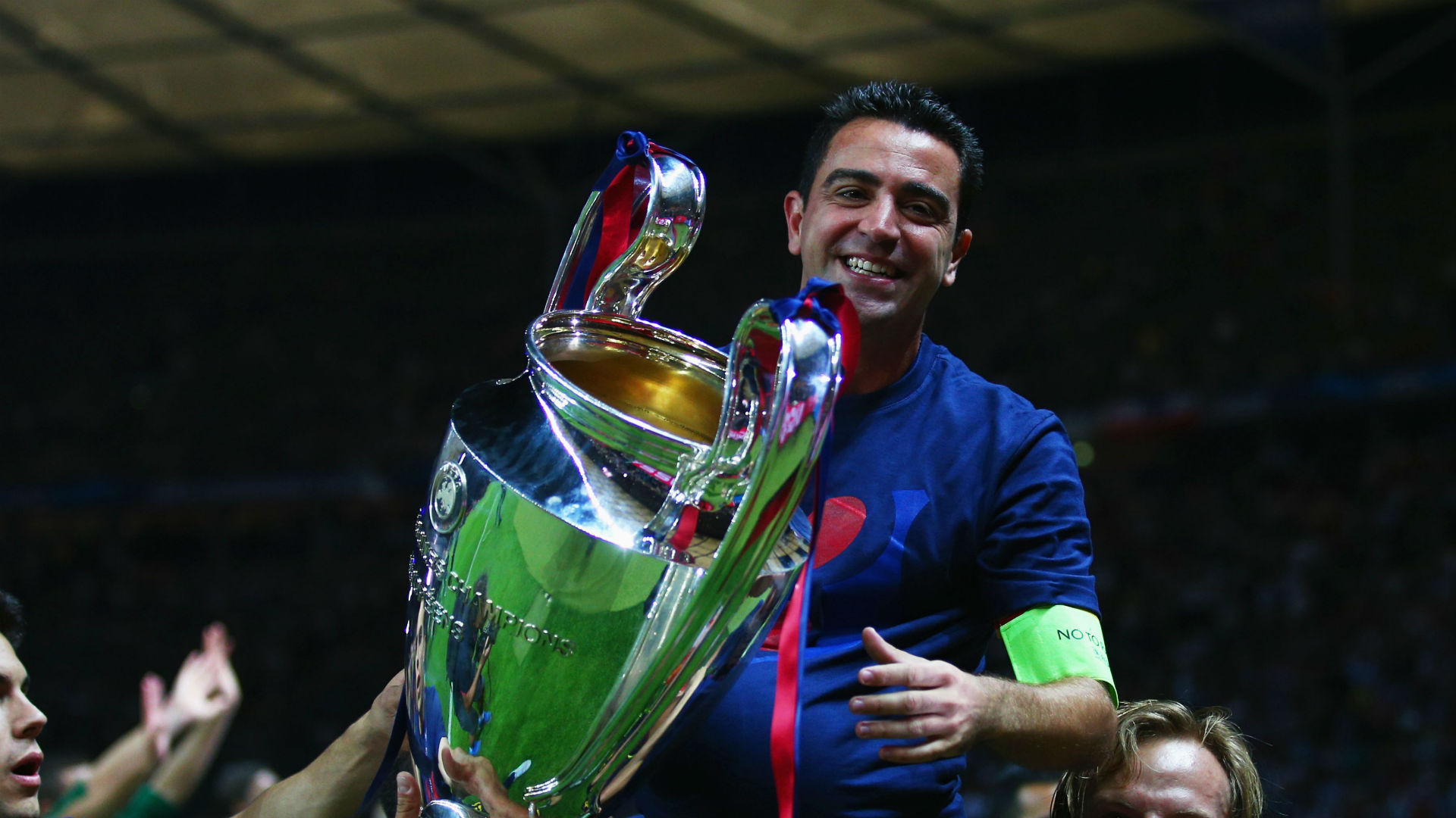 On this day in sport: Xavi leaves a treble winner, Lara makes history and Agassi clean sweep
