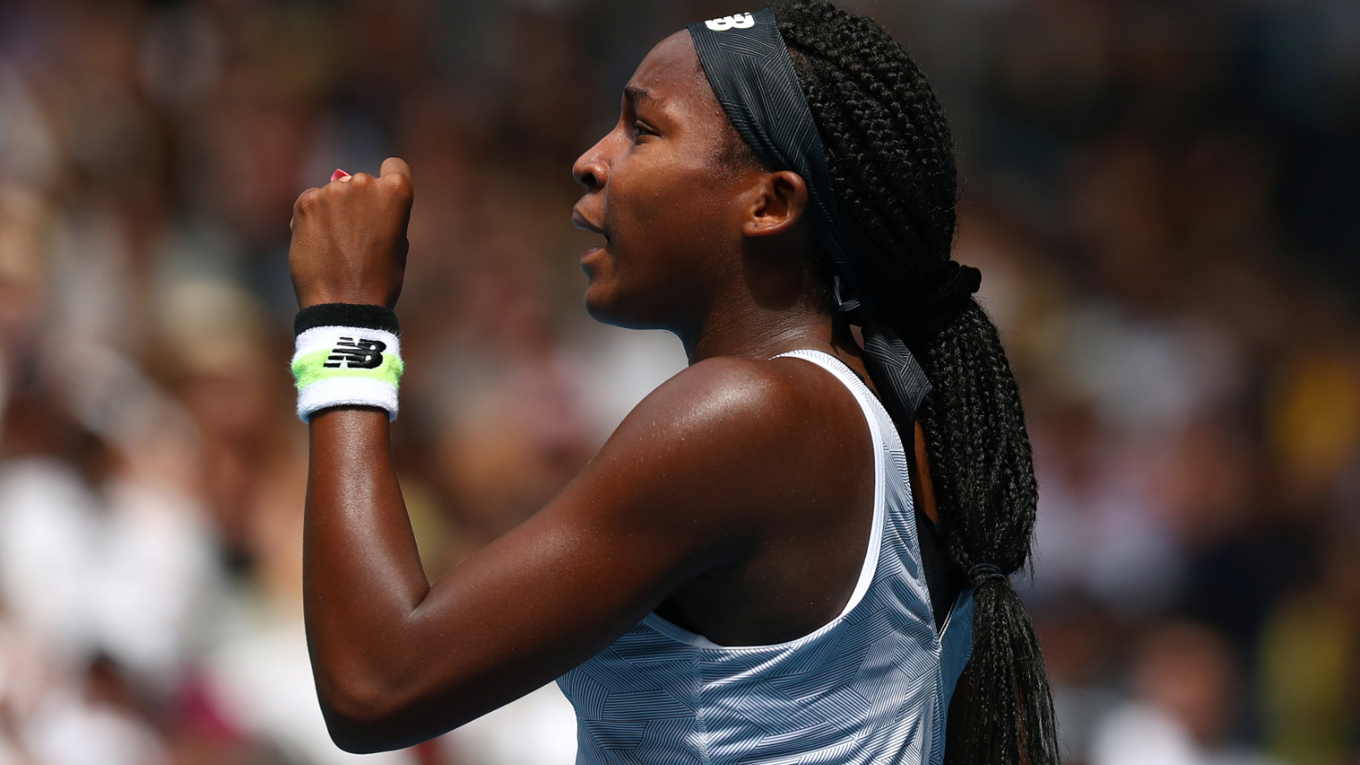 Coco Gauff 'was more mature at 14 than some players at 25'