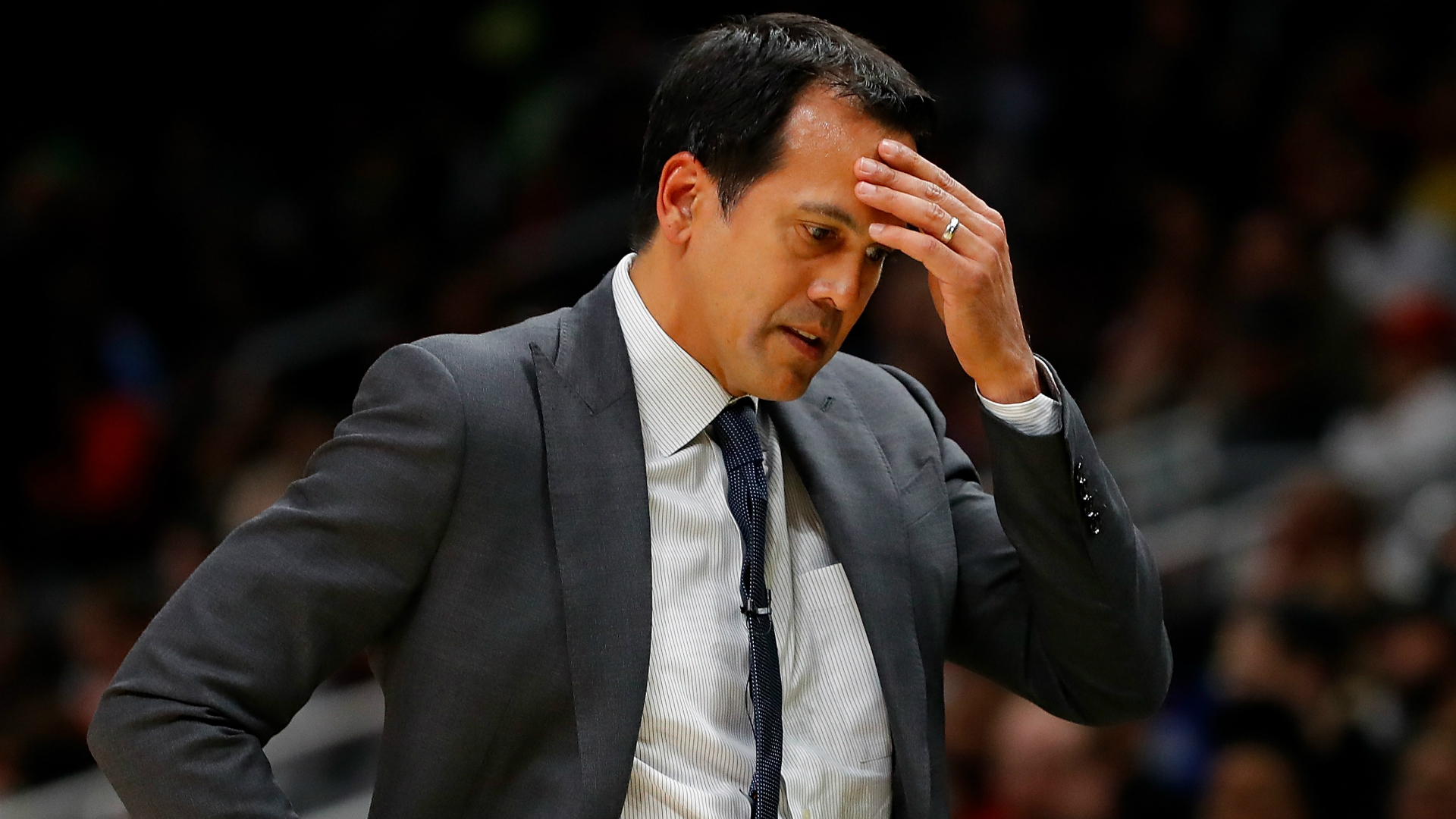 Heat coach Spoelstra: We can't stand for systemic racism and social injustice anymore