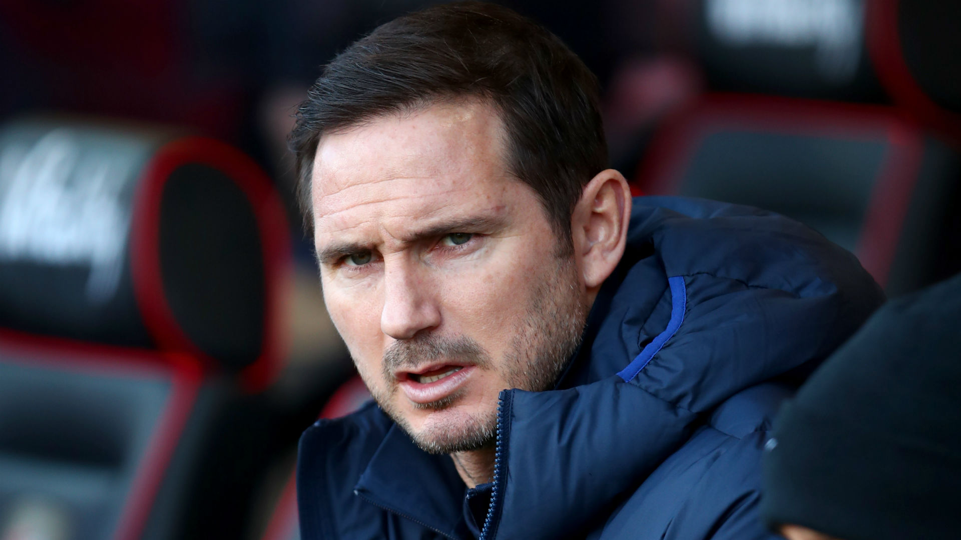Lampard questions Chelsea's concentration after failure to beat Bournemouth
