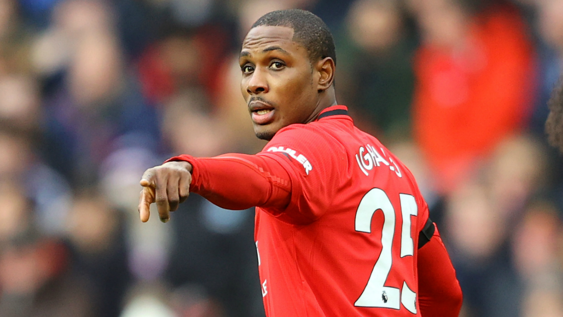 Ighalo: I'll give my blood for Man Utd