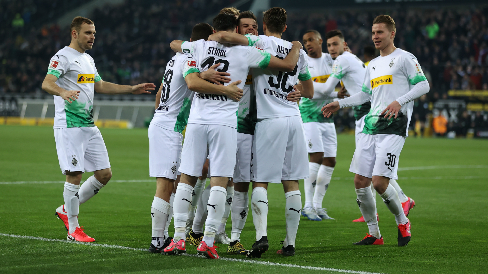 Coronavirus: Gladbach v Cologne latest clash behind closed doors, Neville speaks out