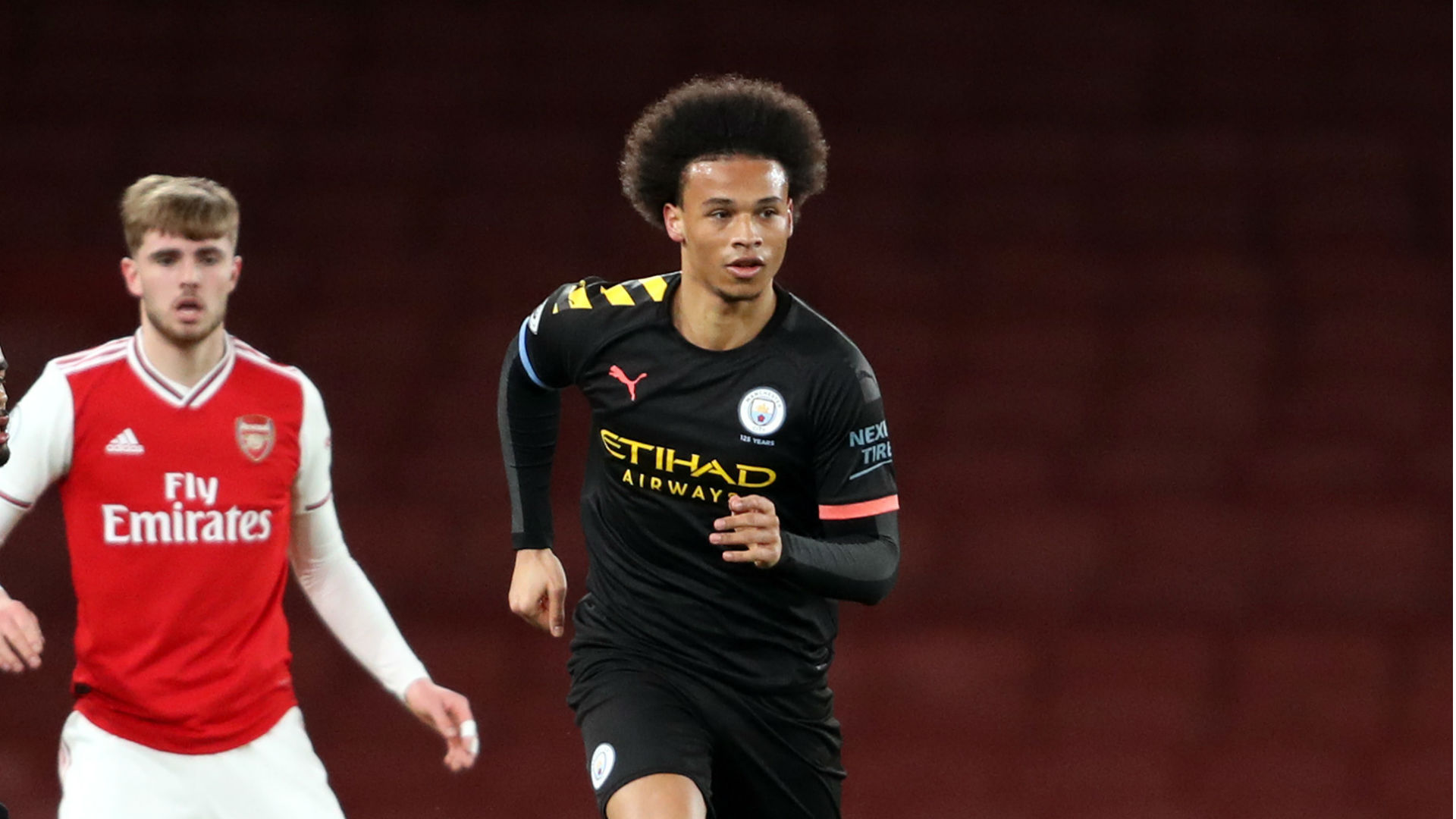 Sane has been ready for weeks – Guardiola explains Man City star's absence