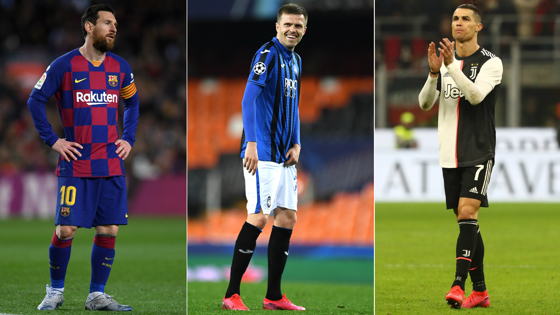 Ilicic: How does Atalanta star compare to Messi and ...