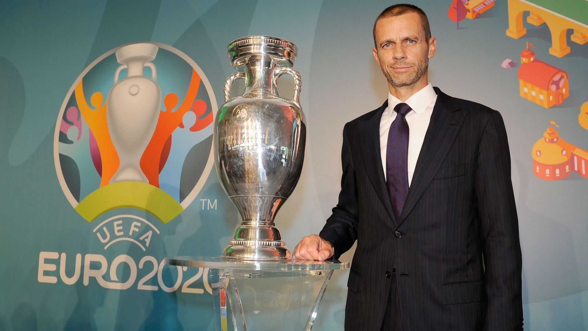 Coronavirus: UEFA has not received a single request to postpone Euro 2020