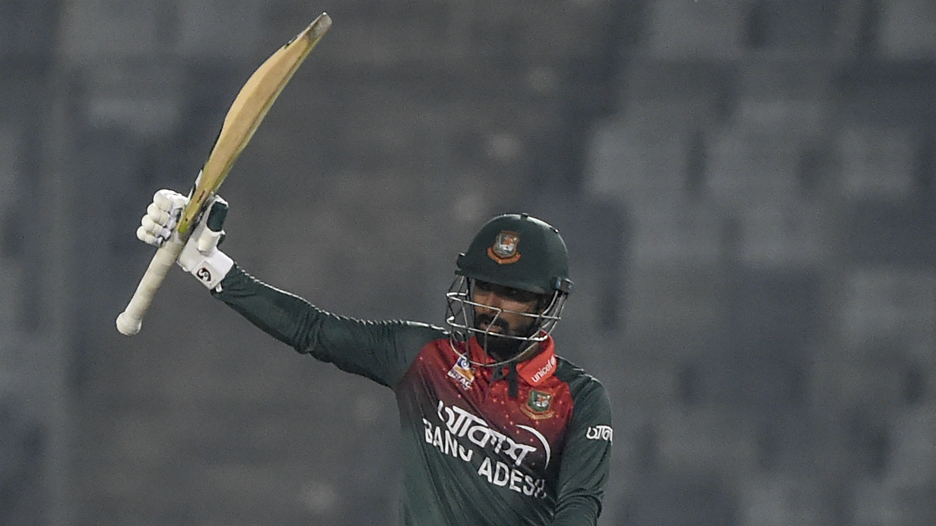 Das leads the way as Bangladesh complete series win over Zimbabwe
