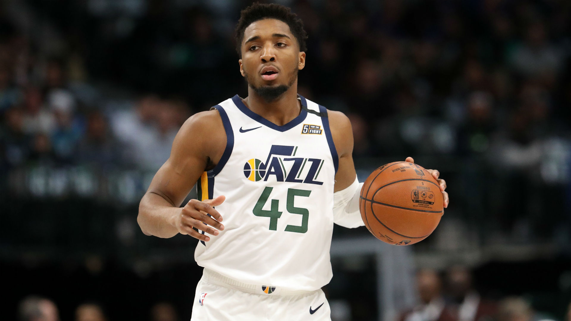 Coronavirus: Utah Jazz guard Donovan Mitchell confirms positive test