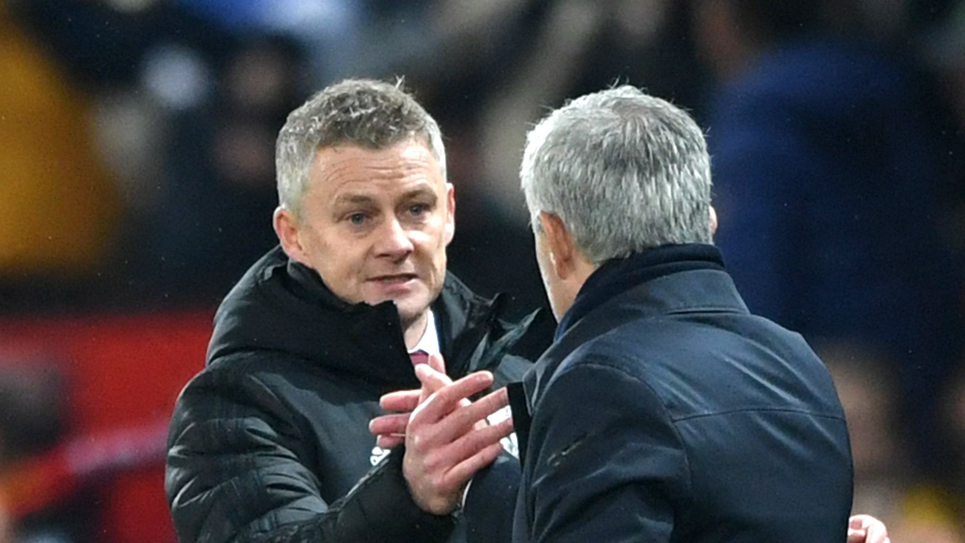 A lot needed to be changed – Solskjaer takes aim at Mourinho
