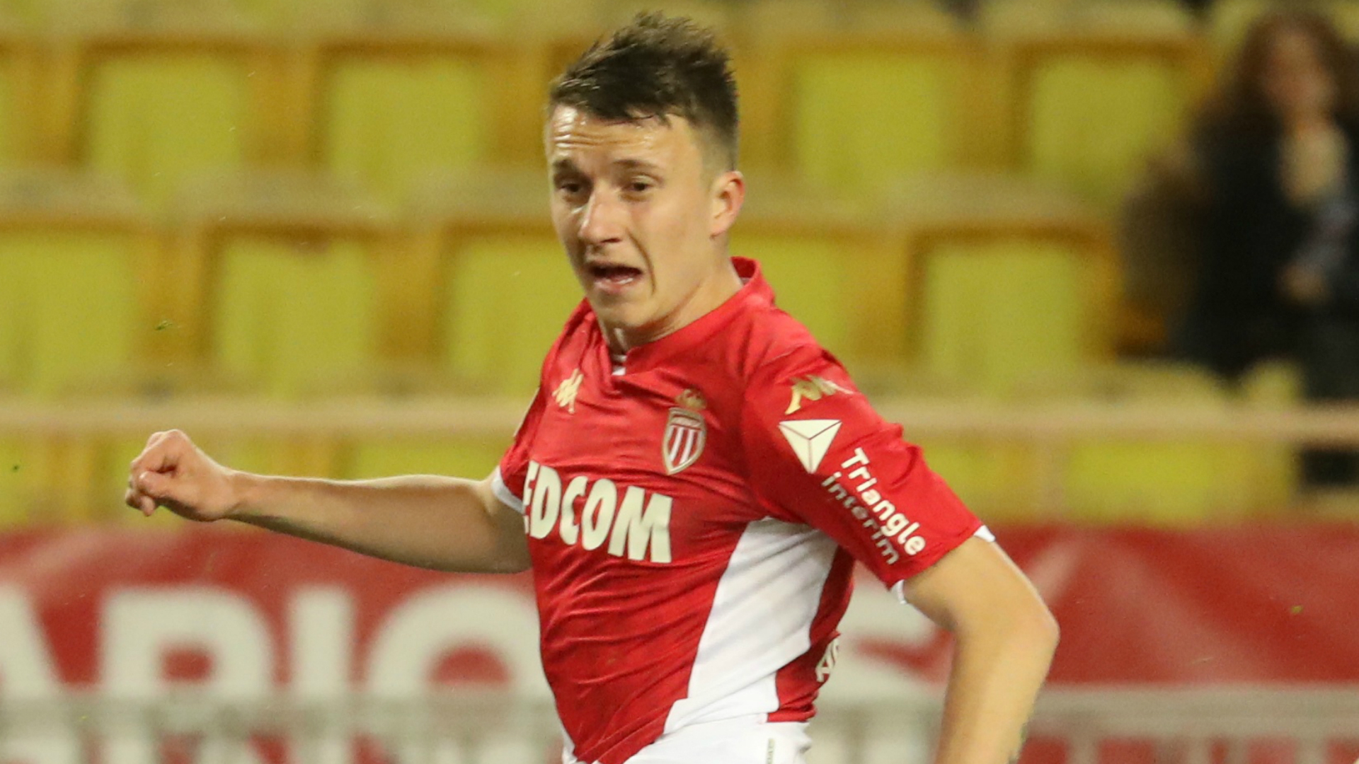 Golovin signs one-year contract extension at Monaco