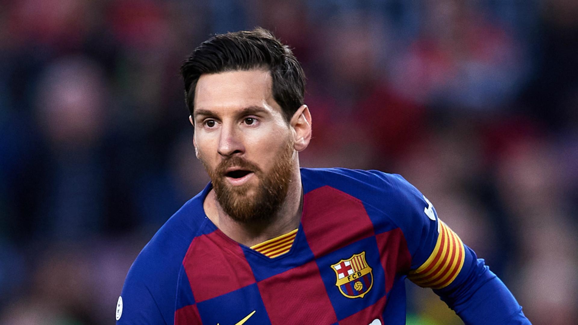 Coronavirus: Health must always come first, says Messi
