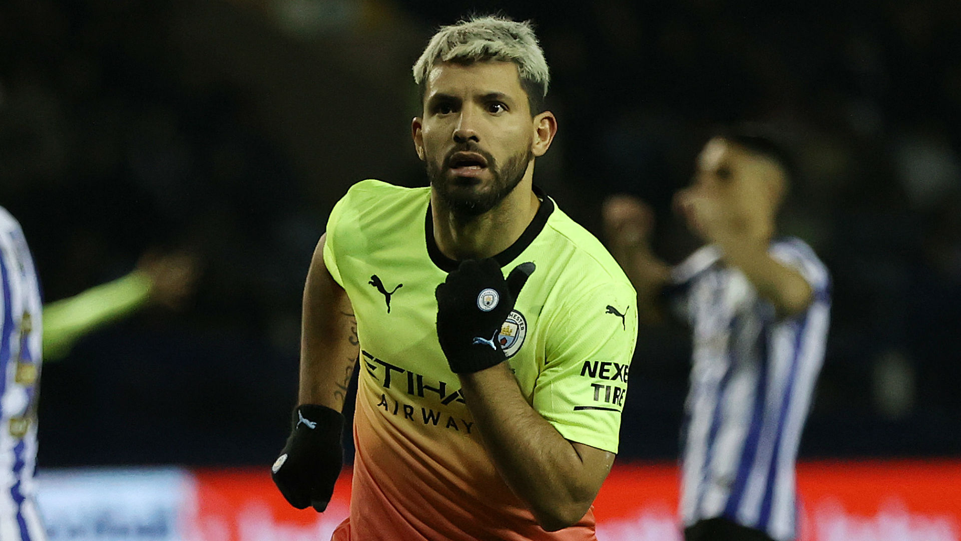 Aguero's goals and youthful United - the best stats from the 'Big Six' so far this season