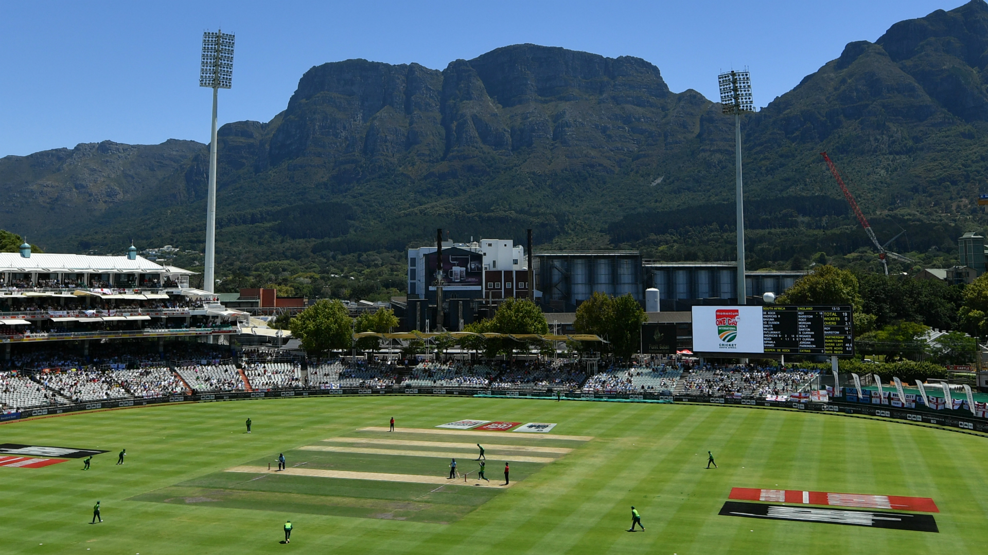 Coronavirus: Cricket suspended in South Africa for 60 days