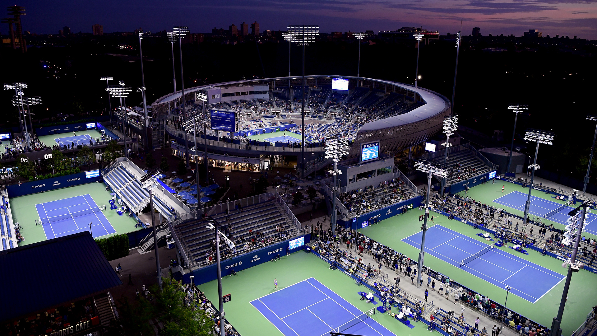 Coronavirus: US Open preparing to go ahead as scheduled, appears to criticise French Open