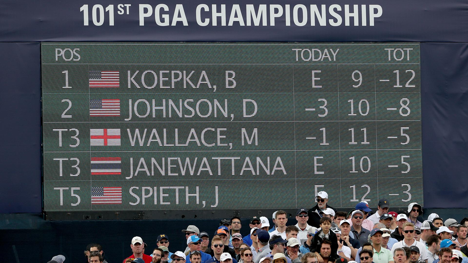Coronavirus: US PGA Championship postponed, PGA Tour off until at least May