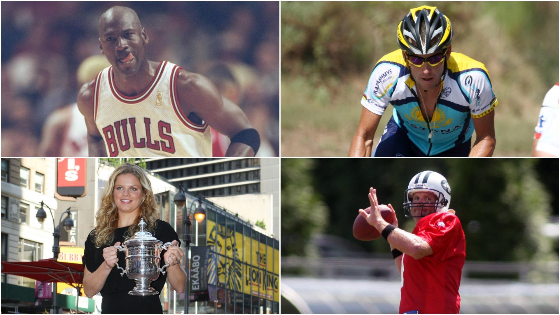 Twenty-five years since Michael Jordan said 'I'm back': When sports stars returned