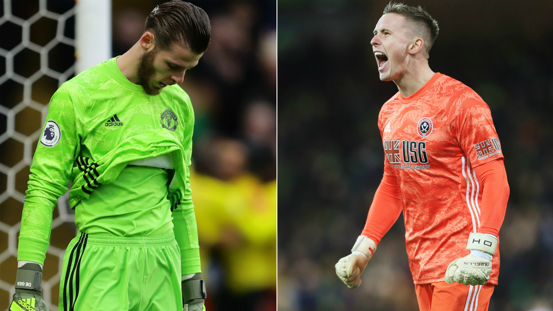 De Gea V Henderson Who Is The Future Of Manchester United