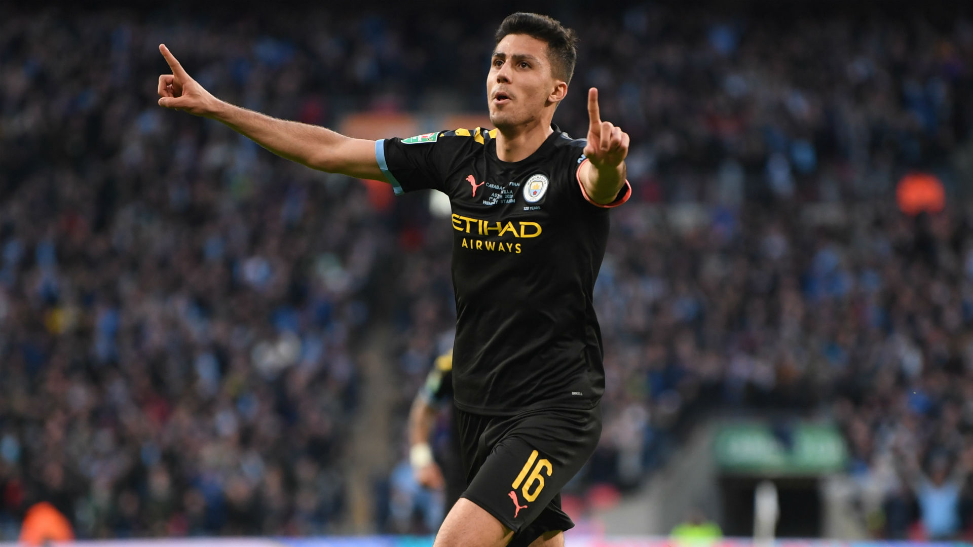 Man City suffered in EFL Cup triumph – Rodri