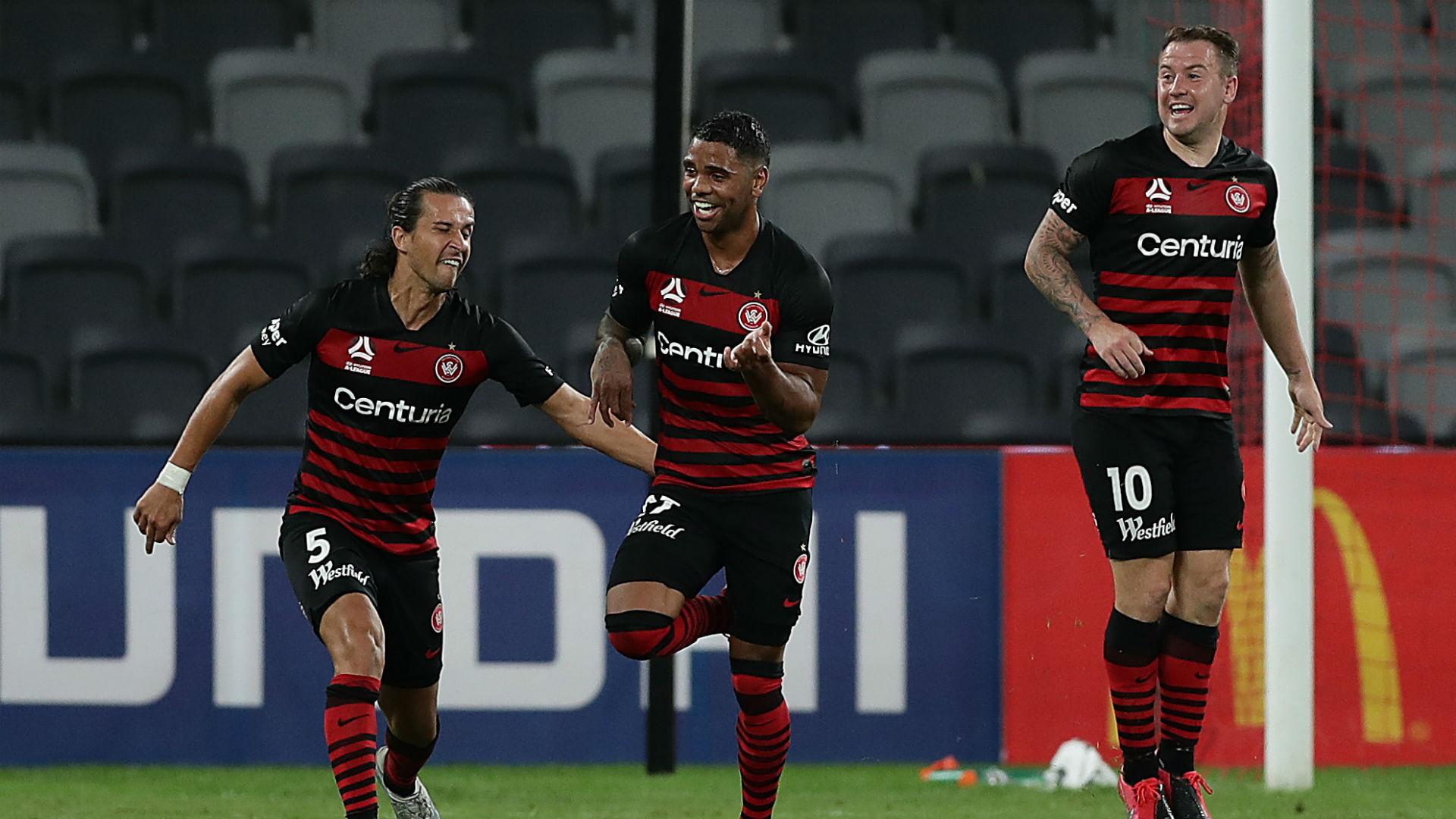 Western Sydney Wanderers 1-1 Sydney FC: Wanderers frustrate Sydney again