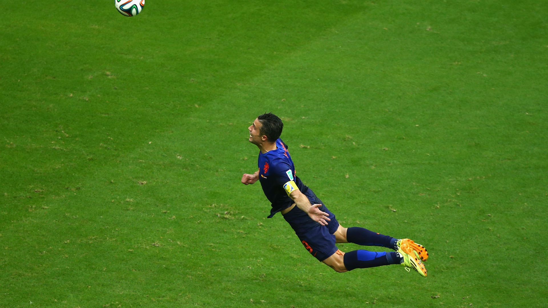 World Cup flashback: Spain 1-5 Netherlands (2014)