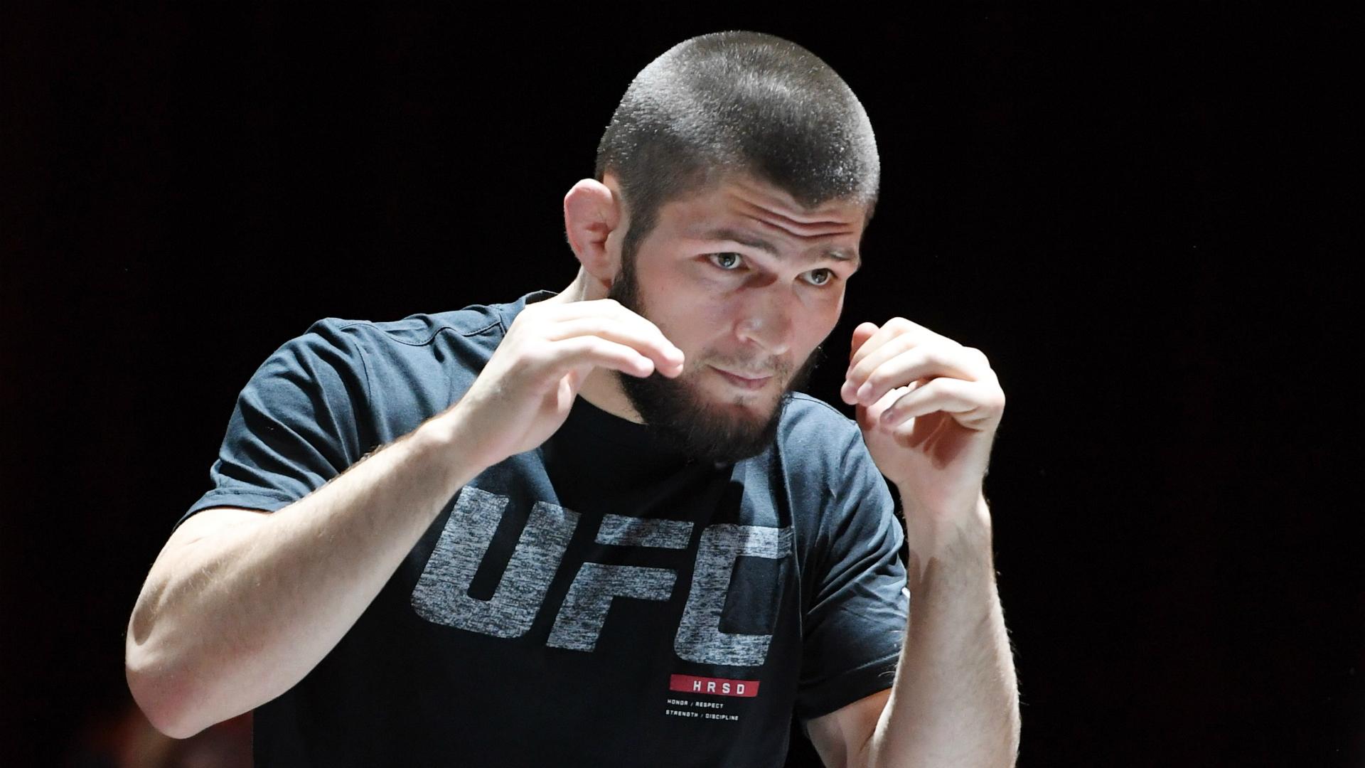 Coronavirus: Khabib raises doubts over Ferguson showdown set for UFC 249